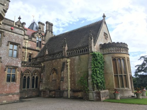Tynetesfield House