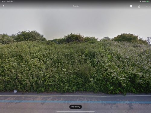 Google Street View of Type 22 Pillbox