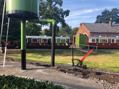 The Longleat Miniature Railway