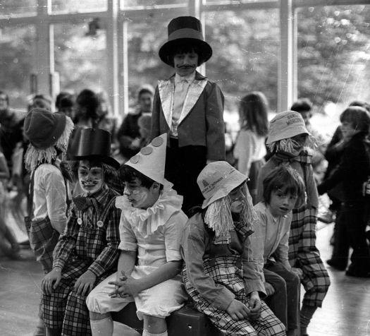 Brunswick Infants School in Cambridge Circus