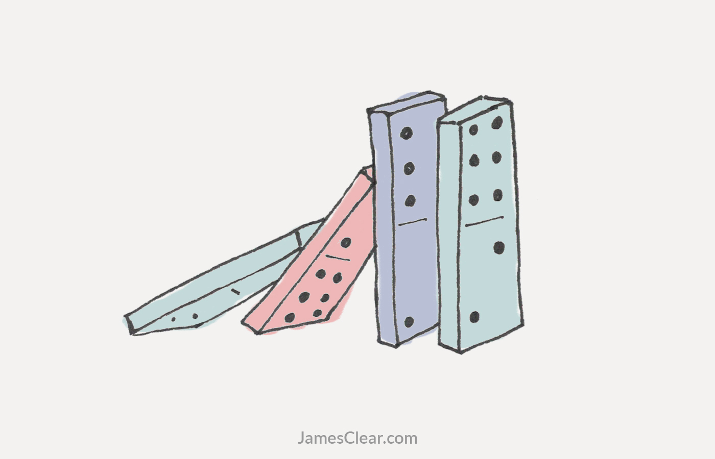 The Domino EffectThe Domino Effect