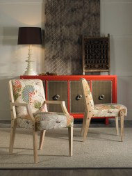Vanguard Furniture Thom Filicia Home Collection Chairs and Console