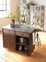 Vanguard Furniture Kitchen Island