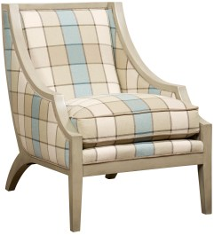 Vanguard Plaid Chair