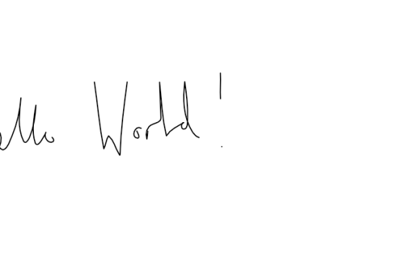 Hello World!