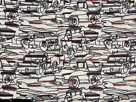 truckin pattern