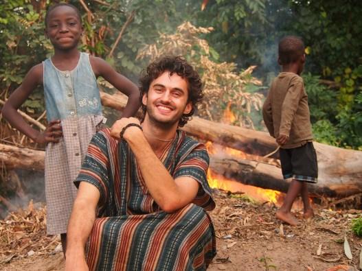At Missahoe Children's Home, Ghana
