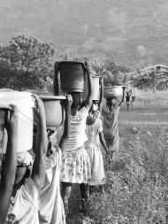 River children, Adaklu, Ghana