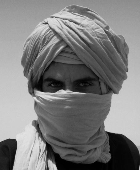 James Dee Clayton Tuareg, Sahara, Morocco