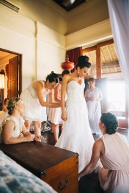 Jason & Laura's Bali Wedding