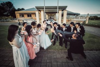 Jason & Gerrelyn's Wedding 18