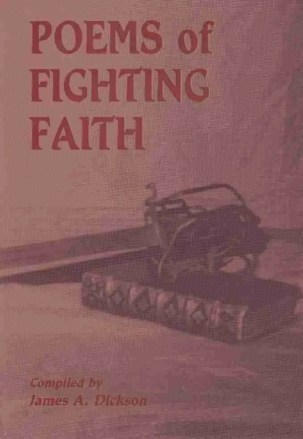 Poems of Fighting Faith by James Dickson Scottish Covenanters Martyrs Poetry