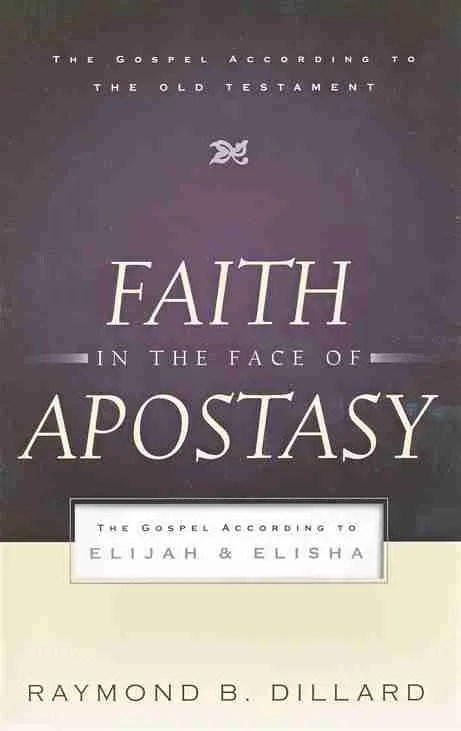 Bible Commentaries, Old Testament, Elijah & Elisha, Christian Books