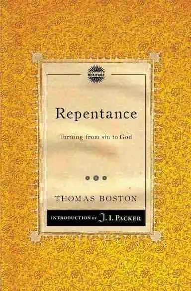 Repentace by Thomas Boston Christian Focus Marrow Controversy