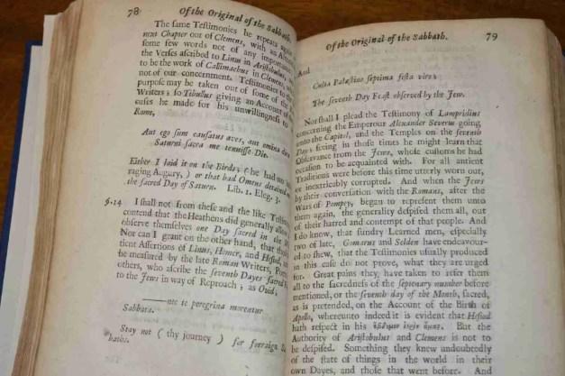 Puritan John Owen on the Sabbath Reformed Theology Doctrine Sacred Rest 3