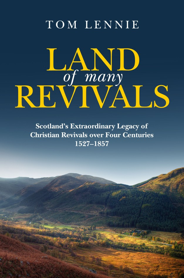 Land of Many Revivals by Tom Lennie Reformed Christian Theological Books