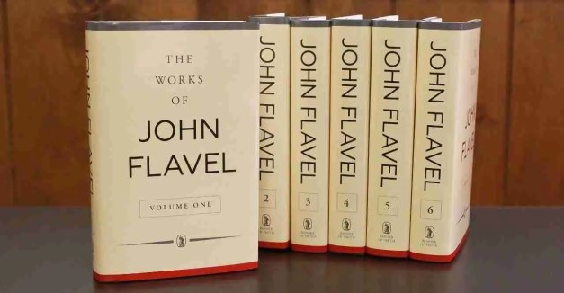 the works of john flavel puritan banner of truth trust christian books theological reformed