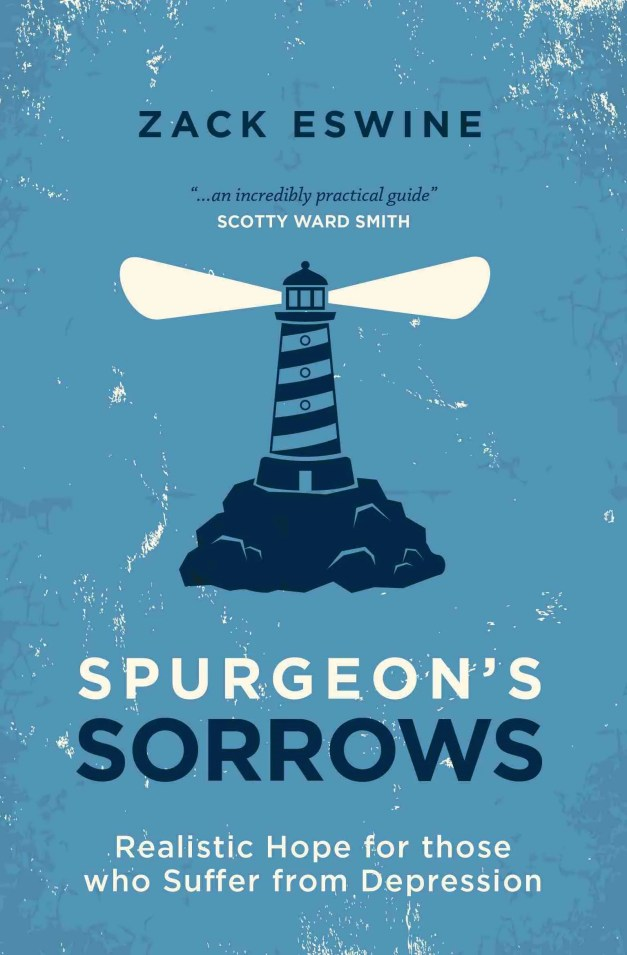 C H Spurgeon's Sorrows Depressesion Christian Focus Reformed Theology Books