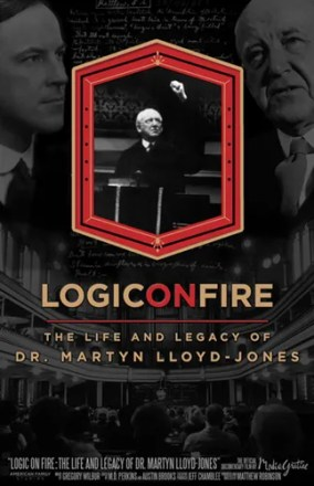 D. M. Lloyd-Jones Logic on Fire DVD