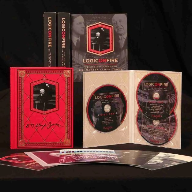 Logic on Fire LLoyd Jones Documentary