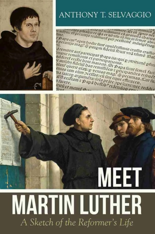 Meet Martin Luther by Anthony Selvaggio RHB