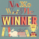 What Does Winning NaNoWriMo 2015 Mean?