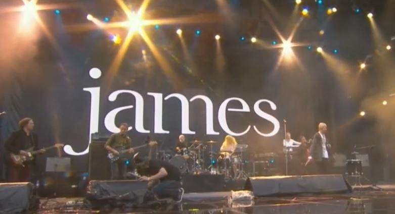 James - Rock In Rio Lisbon 29th June 2018