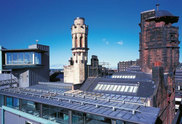 Glasgow Lighthouse 1999