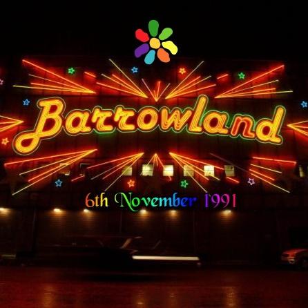 Glasgow Barrowlands – 6th November 1991
