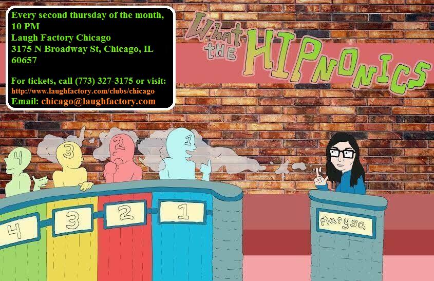 Laugh Factory Chicago Schedule
