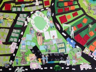 Churchlands details - school grounds