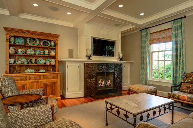 Considerations About Mounting your TV Above Your Fireplace