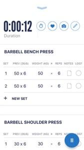 Fitness Buddy workout