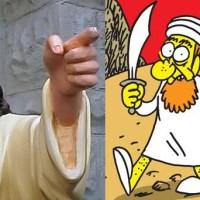 Pääsiäisen kunniaksi: Jeesus vs. Muhammed -faktaa