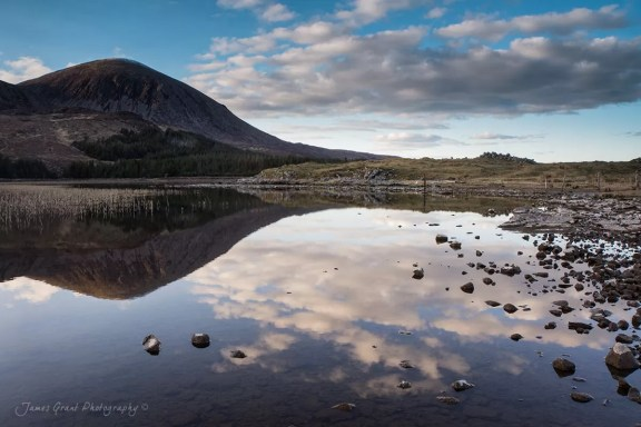 Loch Cill Chriosd - The Isle Of Skye - Scotland Photography