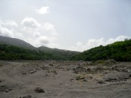 Belham valley lahar deposits.