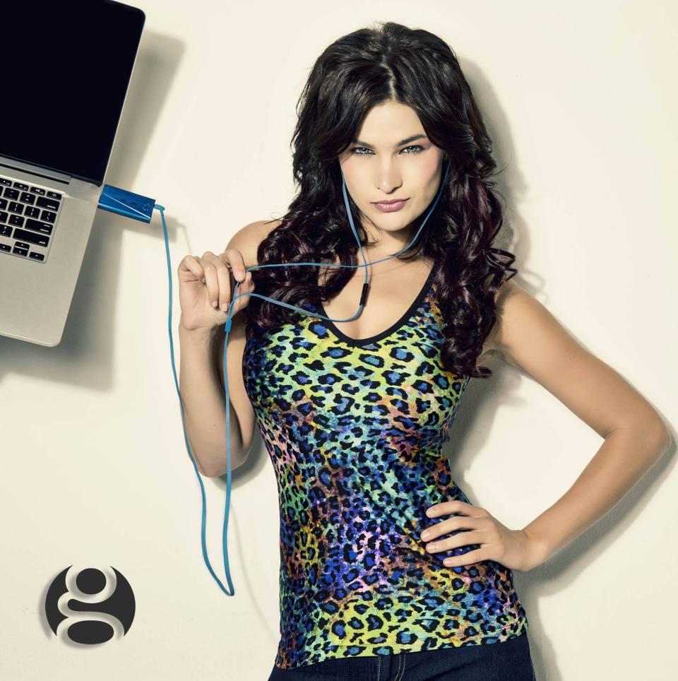 Geek Out 2014 photographer: James Hickey model: Stephanie Danielson make-up artist: Lauren Bracco