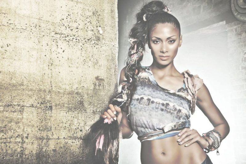 Nicole Scherzinger shoots with Los Angeles Music Photographer James Hickey