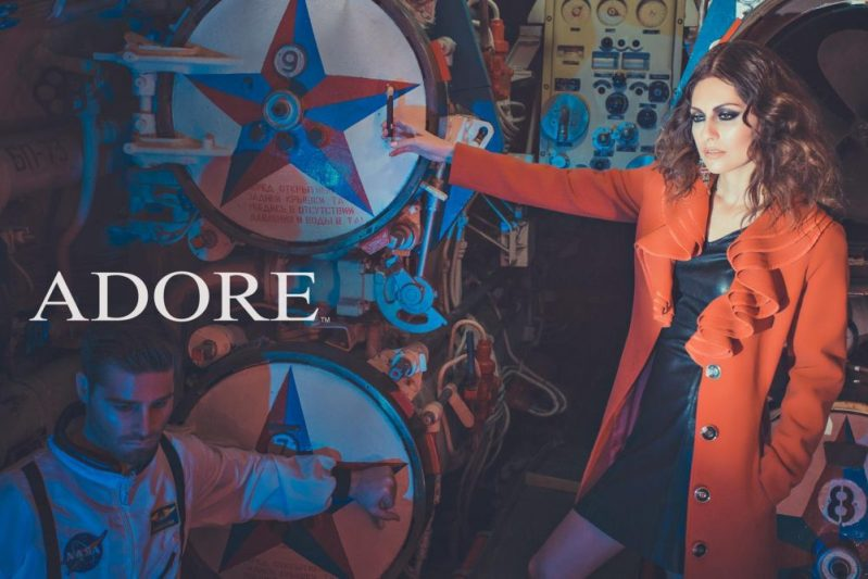Adore Apparel Fall Winter 2014 Campaign