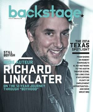 Director Richard Linklater photographed by James Hickey