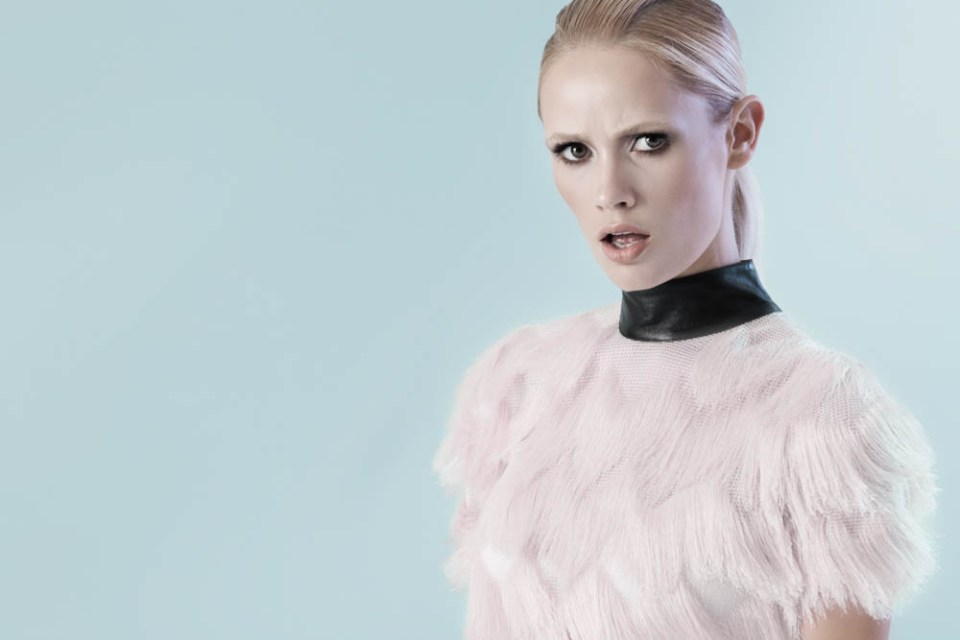 Lauren Bennett editorial for Astonish Magazine by Los Angeles Fashion Photographers James Hickey and Tatiana Junqueira