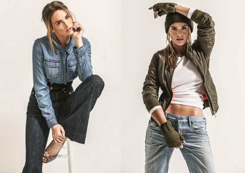Model Jade Amber Fashion by Los Angeles Fashion Photographers James Hickey