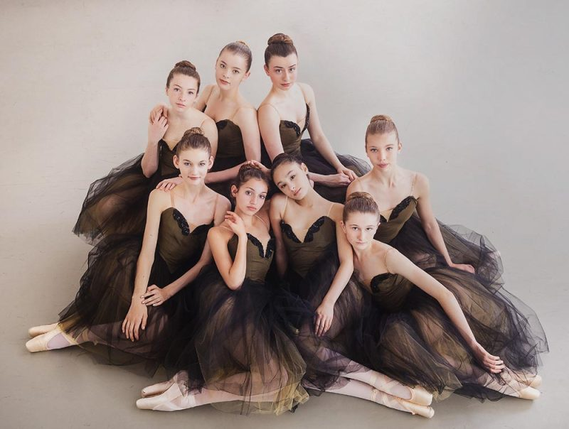 Dance Company Photography - Santa Cruz Ballet Theatre Senior Company photo by James Hickey