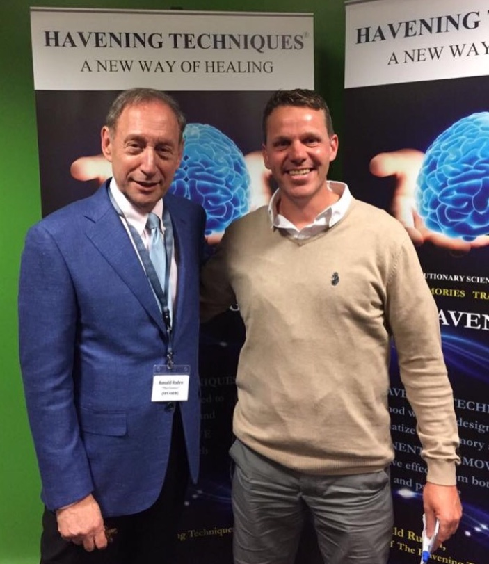 What are the  Havening Techniques® with Dr Ronald Ruden  and James Hymers