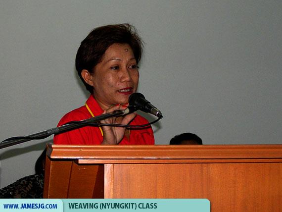 Mdm. Jacqueline Selaka