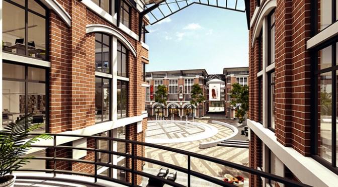Arcadia Square of Marina ParkCity