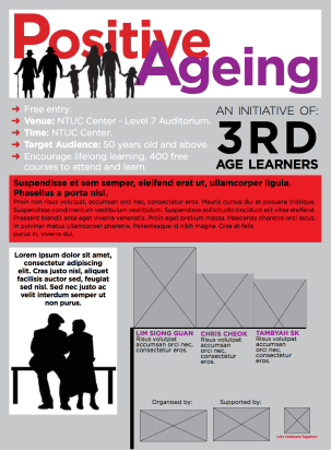 Mockup Positive Ageing Poster 2