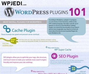 13 of My Favorite WordPress Infographics