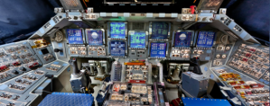 Space Shuttle Discovery 360 View