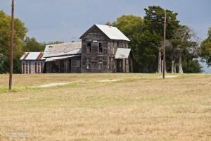 Klutts Family Farm–Abandoned Farm House